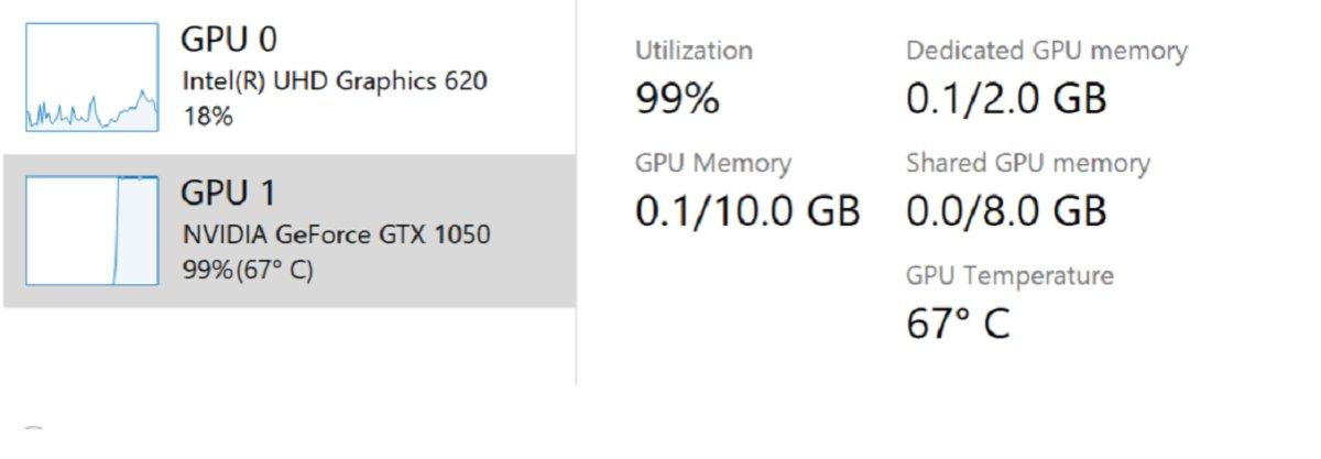 windows 10 gpu temp settings