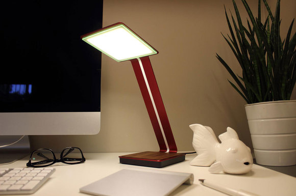 Aerelight OLED desk lamp