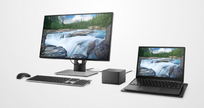 Dell Latitude 7285 wireless charging