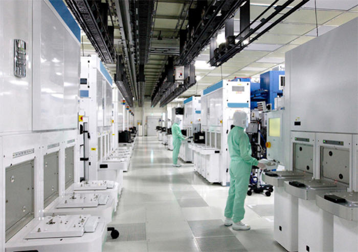 Western Digital Toshiba NAND flash fabrication plant