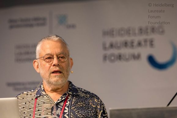 Manuel Blum Heidelberg Laureate Forum