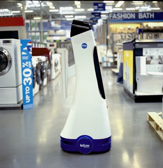 lowes robot 2