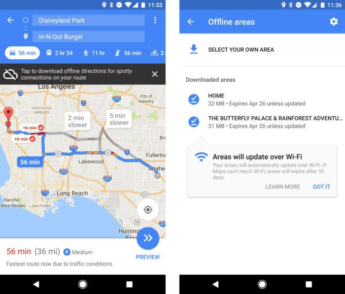 08 google maps offline