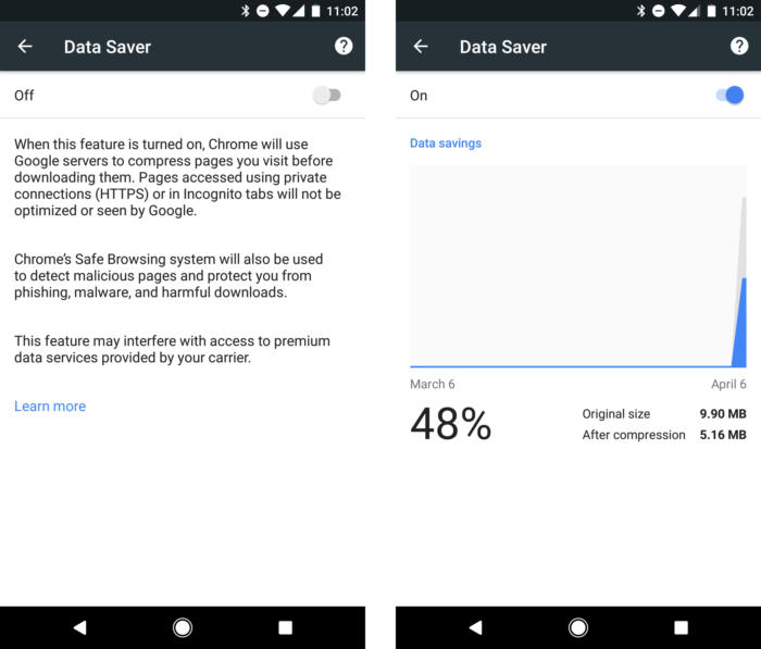 04 chrome android data saver