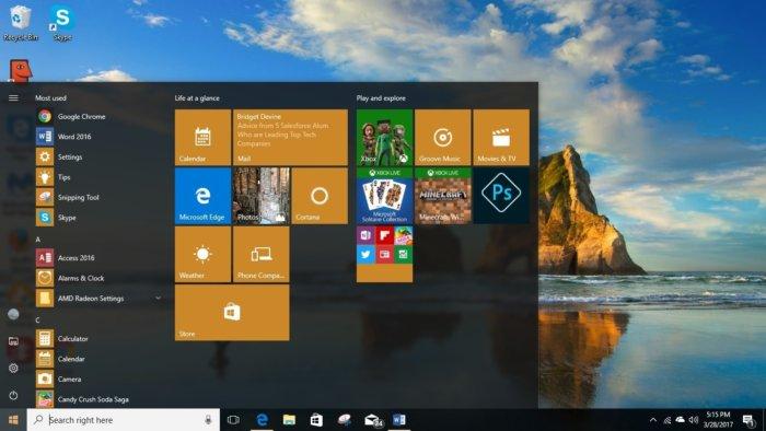 windows folders