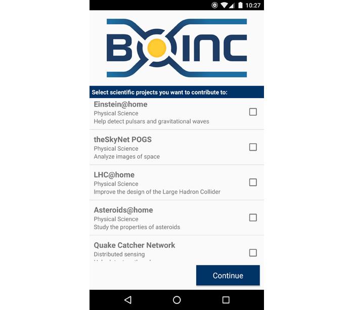 BOINC App