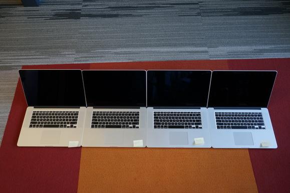 macbook pro 15 lineup 2