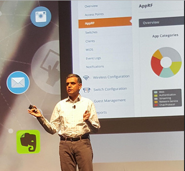 Context is king: Aruba founder talks about future of