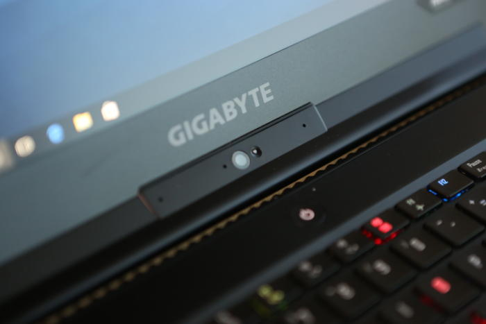 gigabyte aero 15 webcam