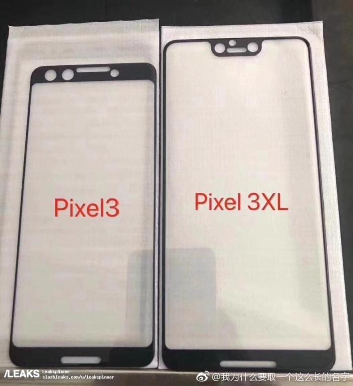 pixel 3 leak