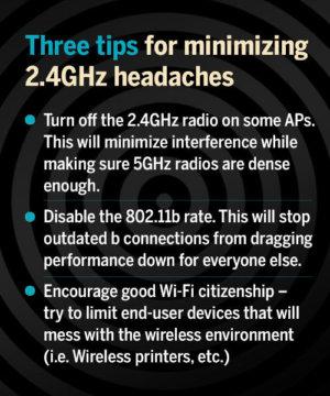 2 4ghz tips