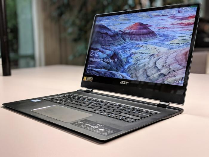 Acer Swift 7 primary alt