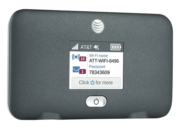 AT&T Unite Express for GoPhone mobile hotspot