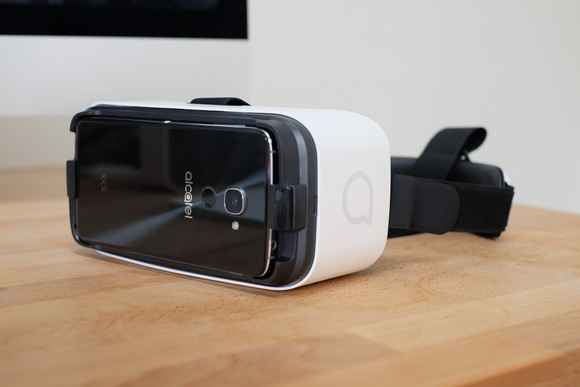 alcatel idol 4s vr headset