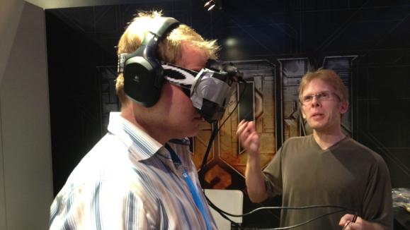 Carmack VR