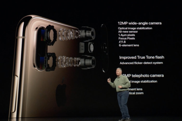 apple event cameras