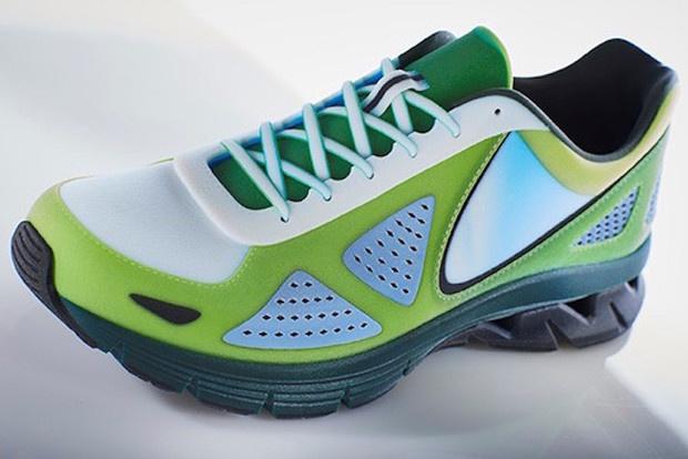 3D printed shoe stratasys
