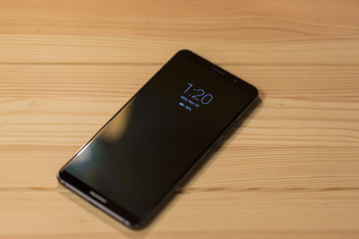 huawei mate 10 pro always on