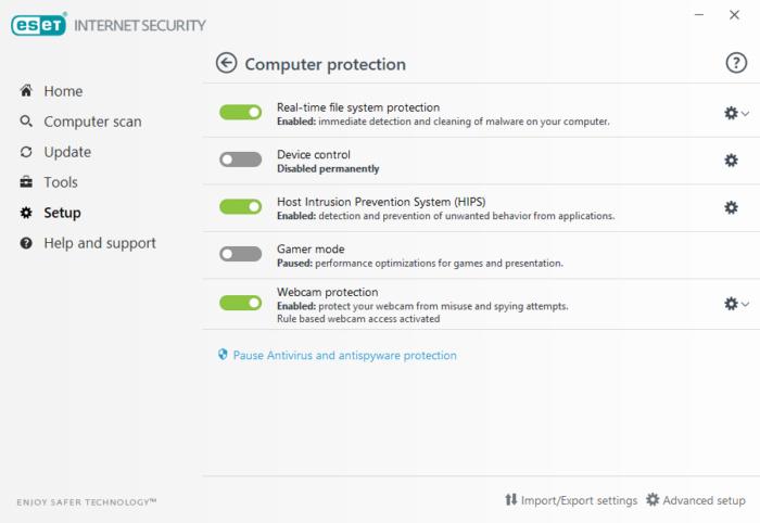 esetsetupcomputerprotection
