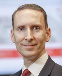 Daniel Barchi, CIO at New York-Presbyterian hospital.