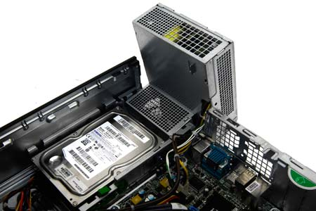 HP Compaq 8100 Elite small form factor PC