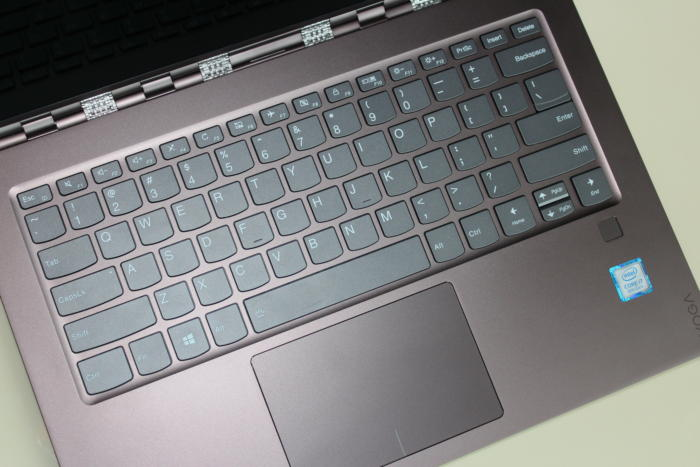 lenovo yoga 920 late 2017 keyboard