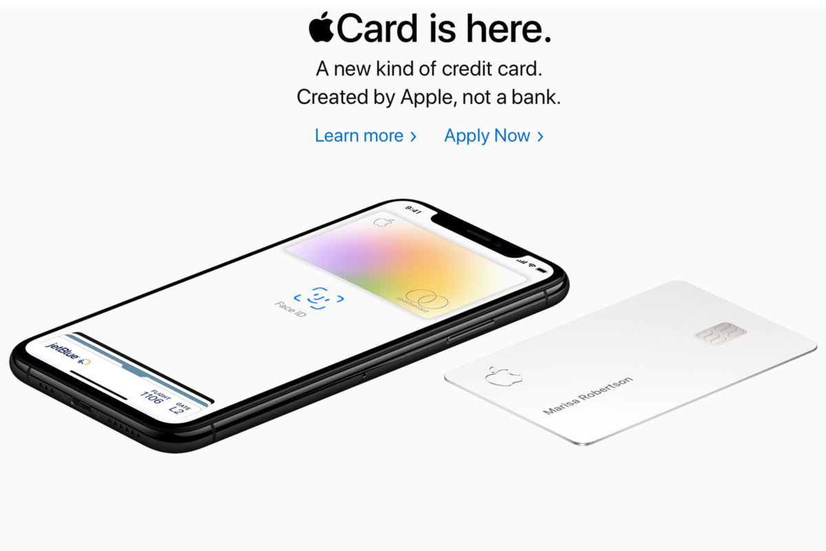 apple card tag