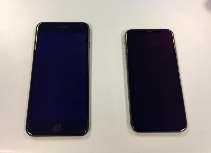 LCD vs OLED iPhone displays
