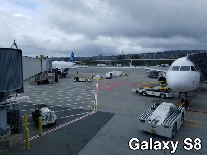 g6 gs8 camera shootout gs8 airport