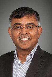 Broadcom CIO Andy Nallappa.