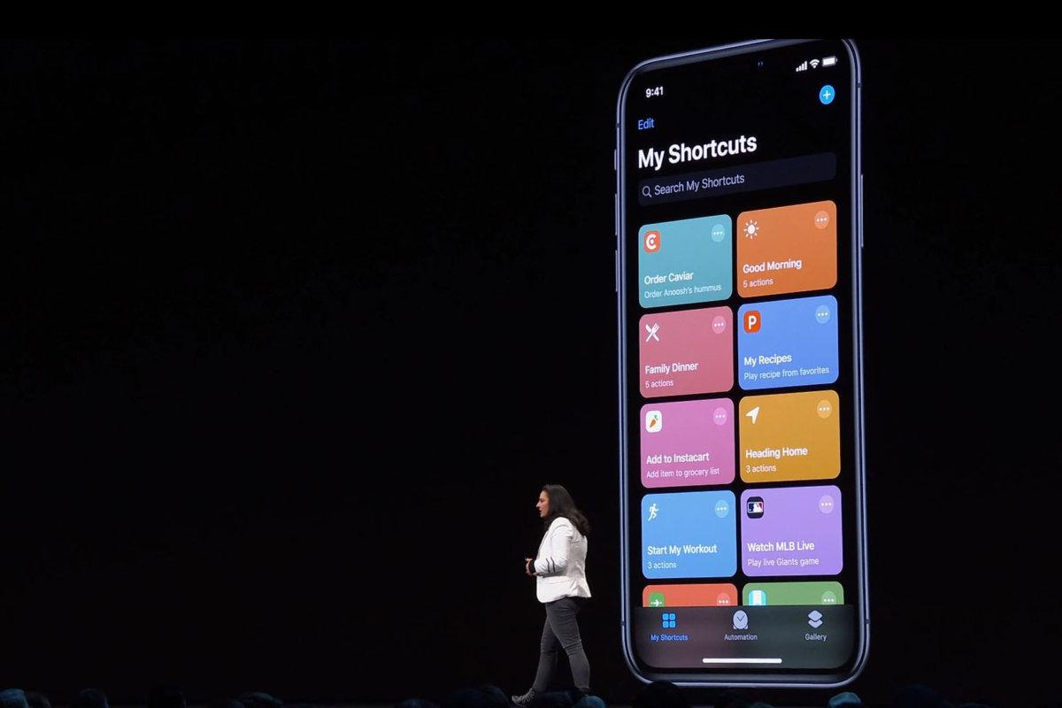 ios 13 shortcuts
