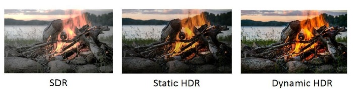 hdr 3 types
