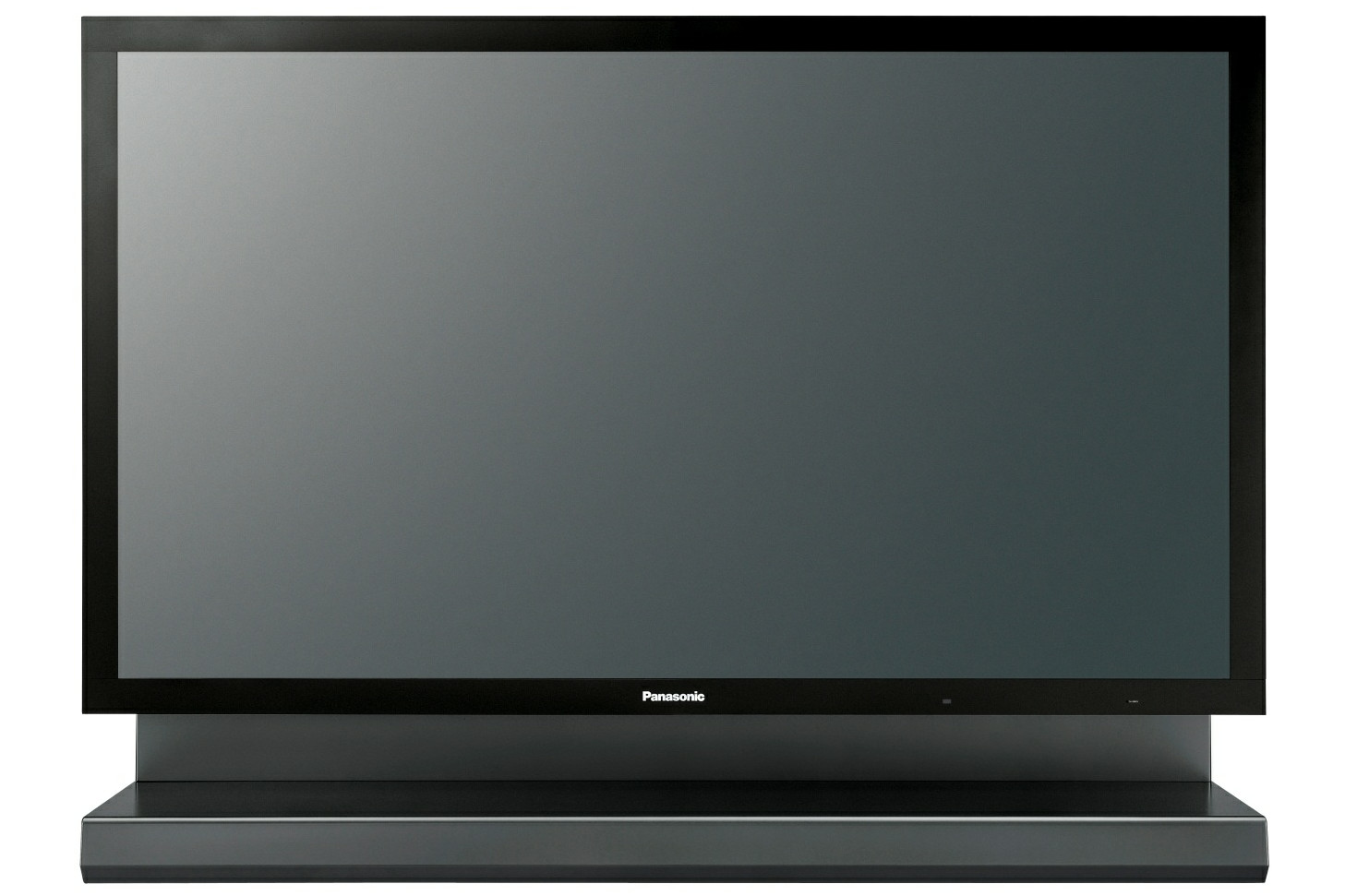 Panasonic's professional plasma display.
