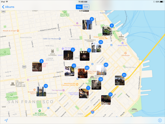 photos2016 places ios10