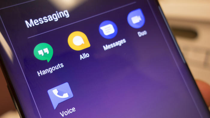 Greenbot Allo was once going to be the centerpiece of Google's messaging strategy