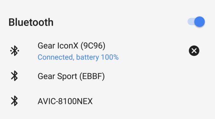 google pixel 2 bluetooth