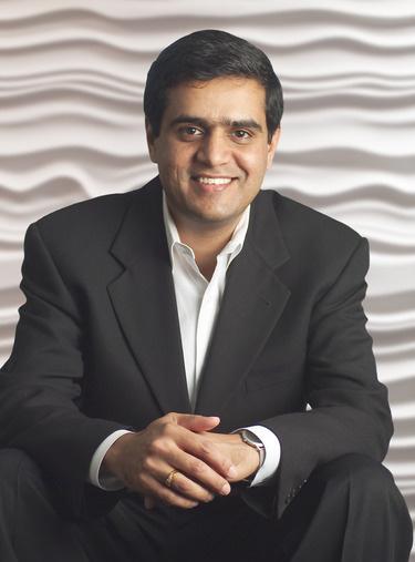 Keerti Melkote, CTO, Aruba Networks, an HP company