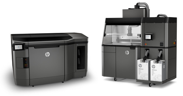 HP 4200 Jet Fusion printer