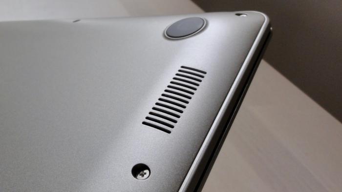 Asus VivoBook S510 speaker