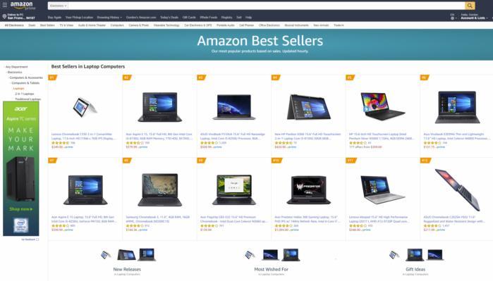 top ten gaming laptop