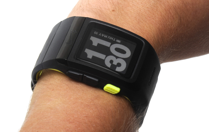 afb0f90e0 Nike SportWatch GPS Review: The Nike+ SportWatch GPS is comfortable and  easy to use, but a little expensive given its limited feature set - GPS &  Car ...