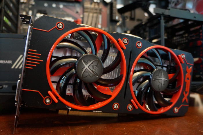 XFX Radeon RX 460