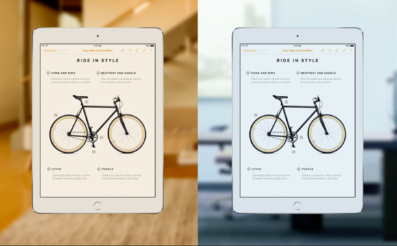 True Tone iPad Pro