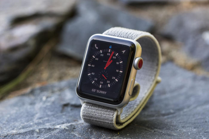 apple watch series 3 explorer