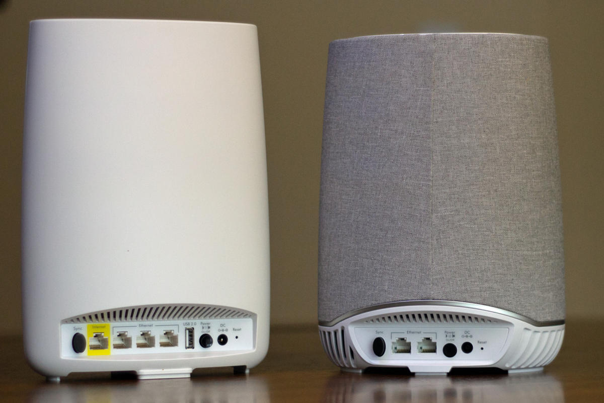 orbi voice bundle rear