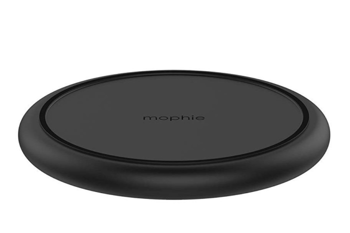 Mophie Charge Stream Pad+ angled shot