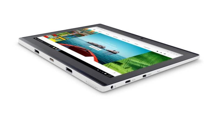 lenovo miix 320 10inch tablet mode snow white