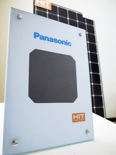 Panasonic solar power cell