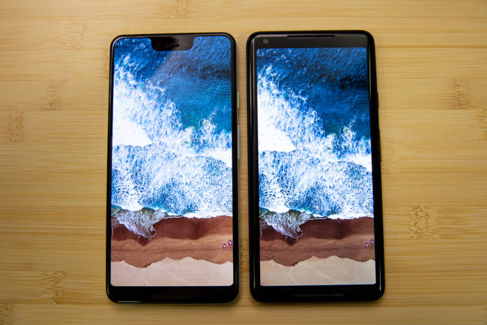 pixel 3 xl 2 xl display