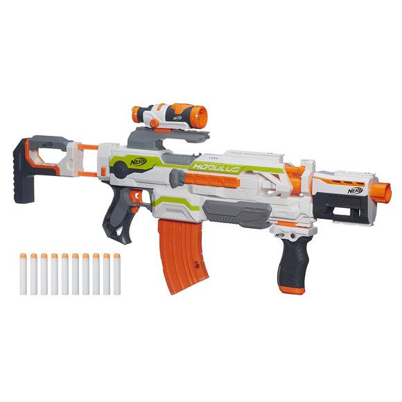 nerf n strike modulus ecs 10 blaster oop